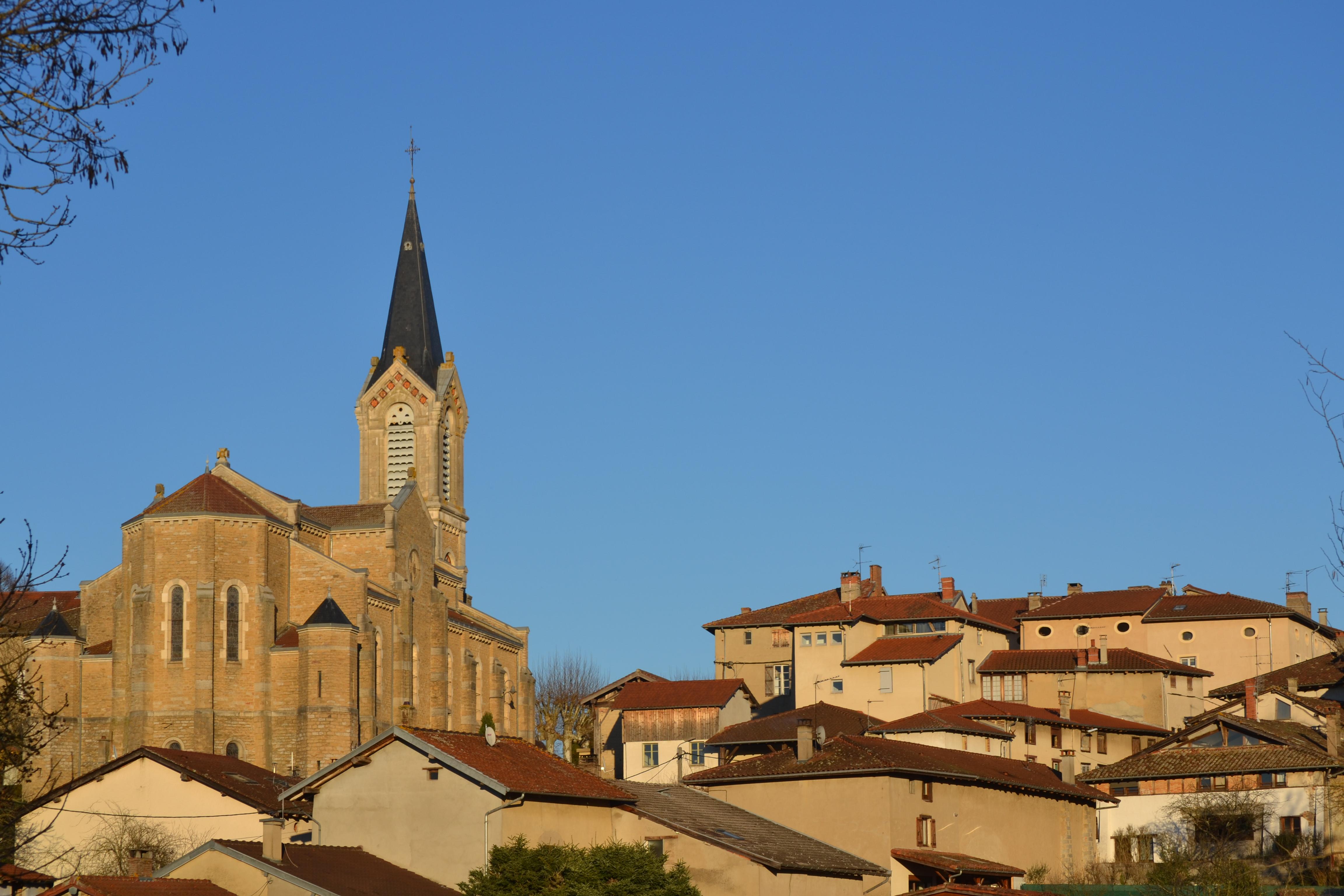 Eglise Saint-Maurice Neuville