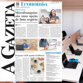 2607 - Jornal A Gazeta, do Mato Grosso -