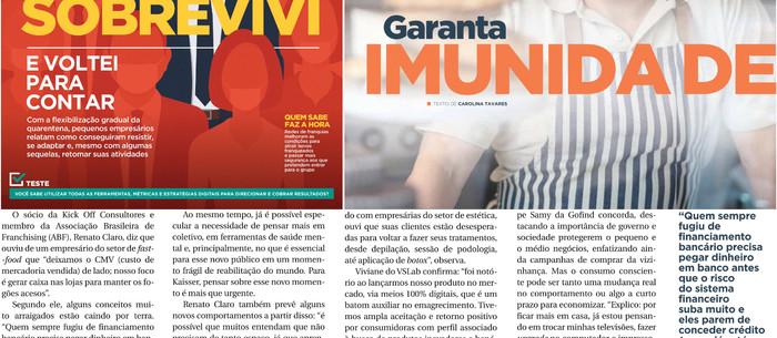 Revista Gestão e Negócios - Edição de ju