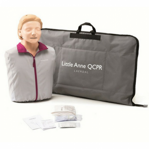 QCPR Little Anne