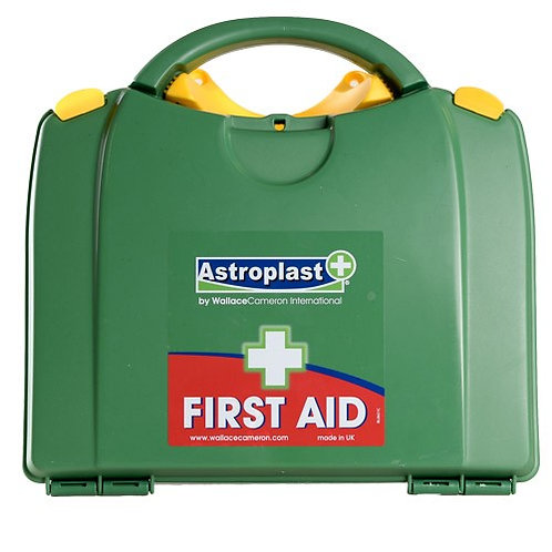 HSA 11-25 Person First Aid Kit (Incl. Eye Wash & Burns)