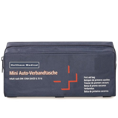 Holthaus Mini first aid bag DIN 13164 Kit