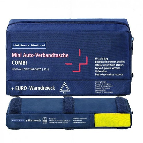 Holthaus 3-in-1 Combi DIN 13164 First Aid Kit