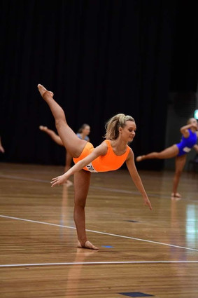 Dance Classes for teenagers