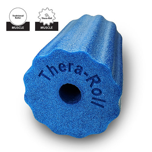 Thera-Roll Pro Short Blue 30cm x 14cm