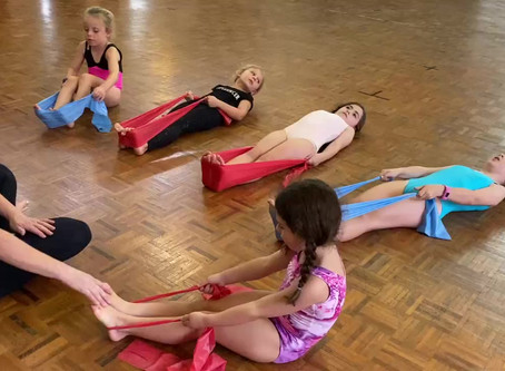 Benefits of core strength work for kids