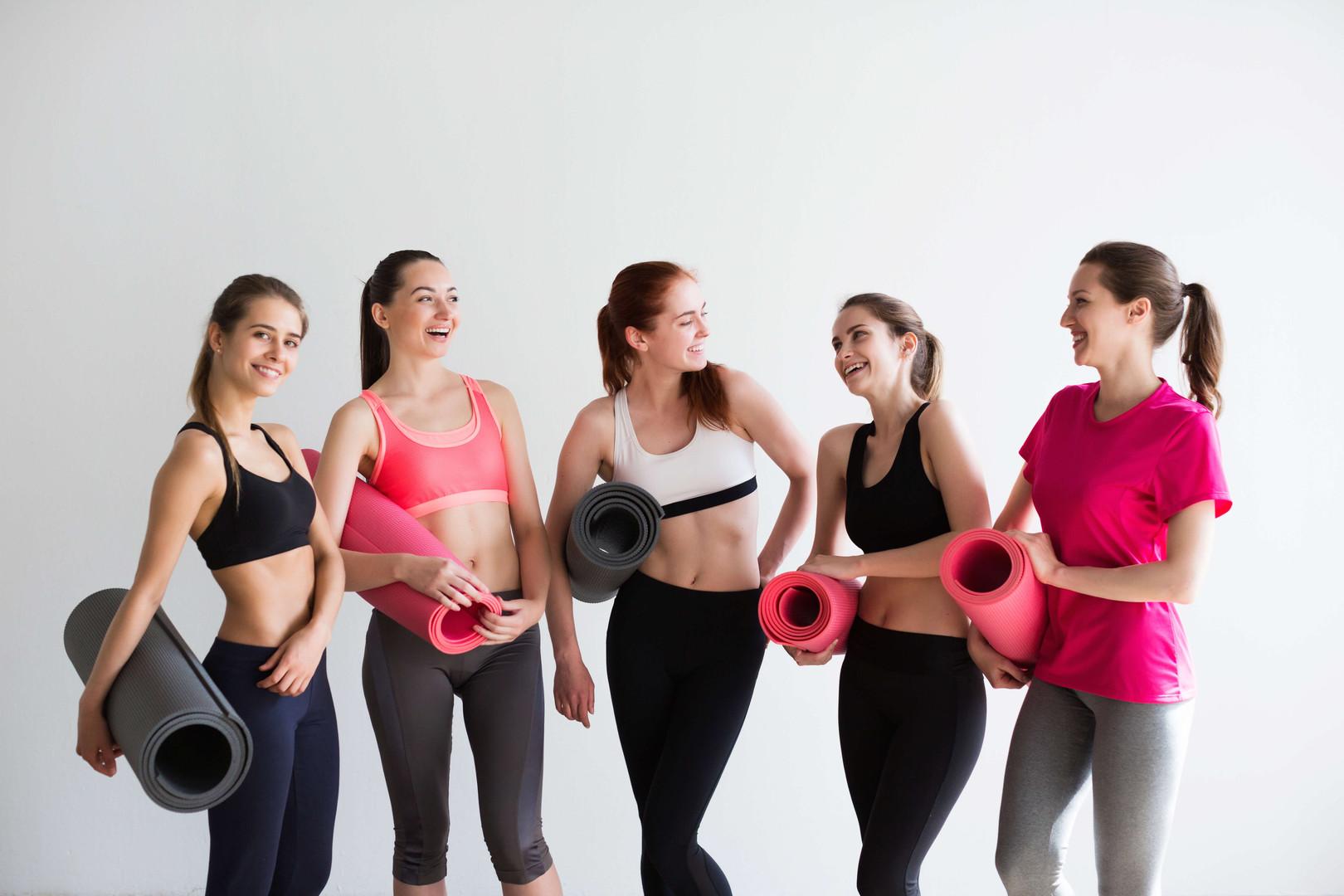 fitness classes for teen girls