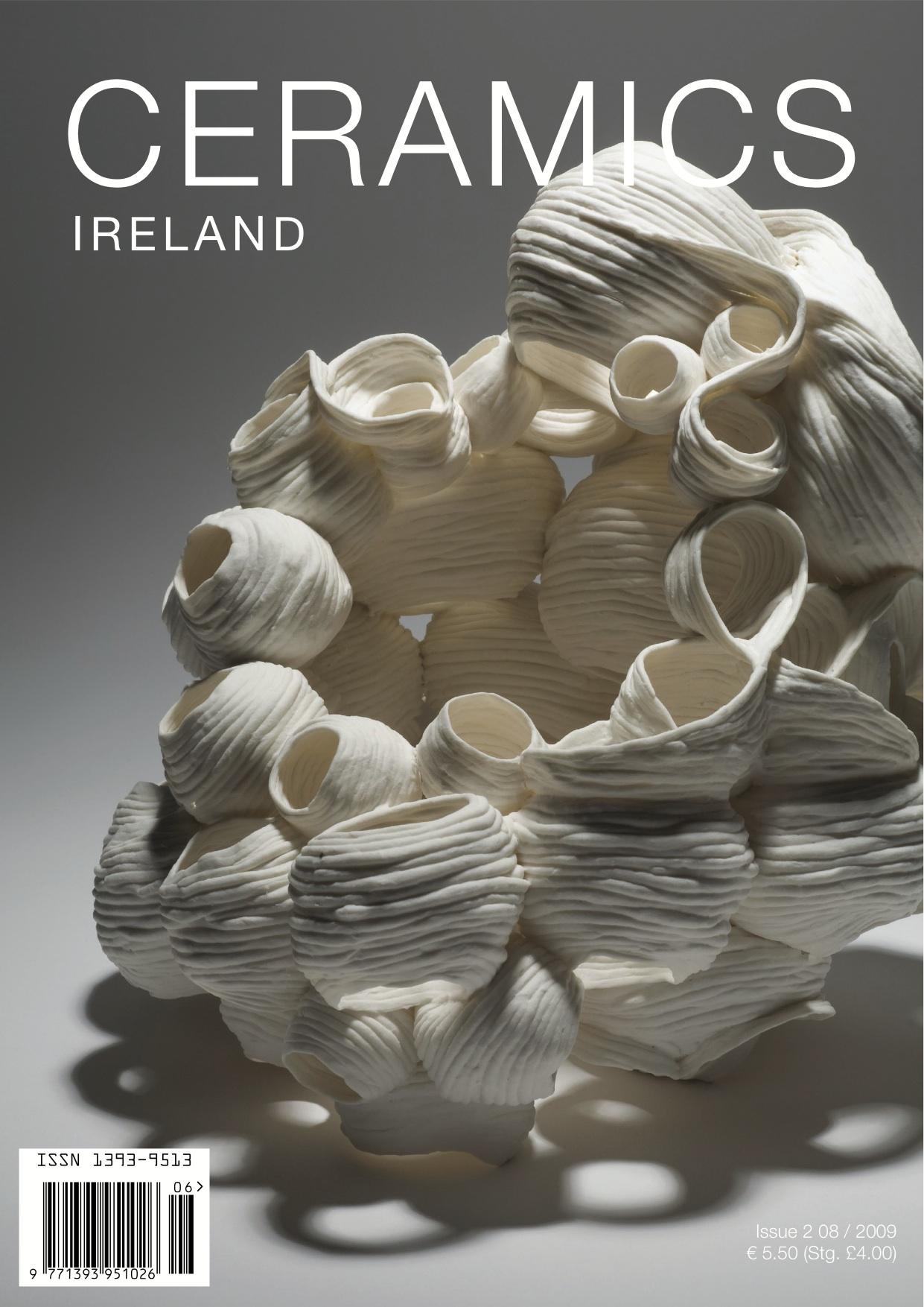 Issue 23 - 2008 Cover Nuala O'Donovan