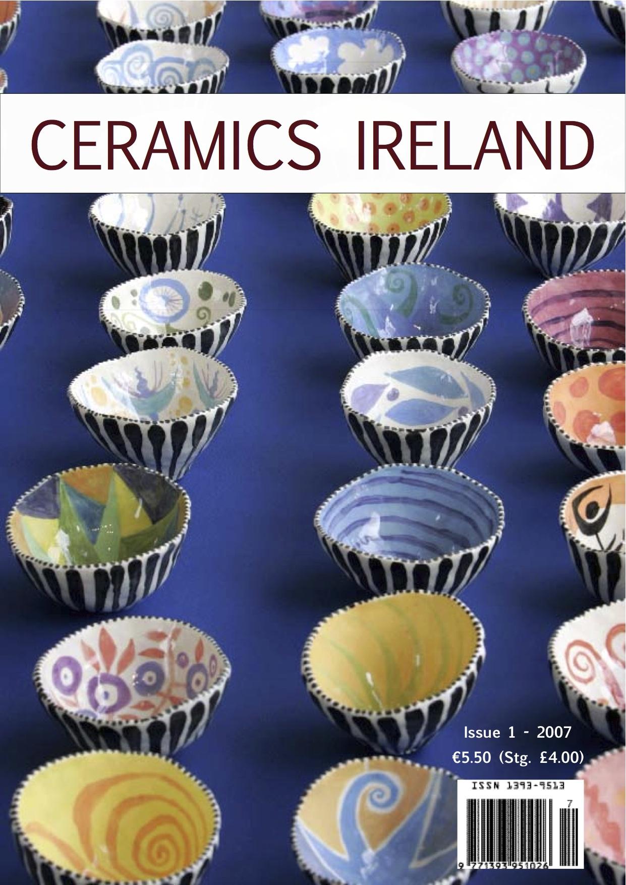 Issue 2007 - Cover John ffrench.jpg