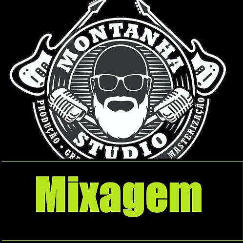 Pacote 4 - Mixagem