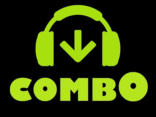 Conscious Hip Hop -Perc. Drum. Bass. Kit de Samples. E muito mais. Completo.