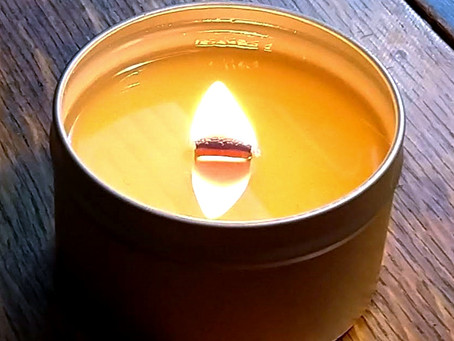 How to Burn Your Wooden Wick Candle