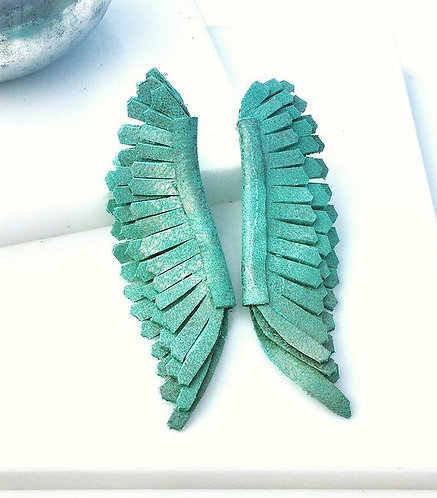 Milly Angel Wings in turquoise