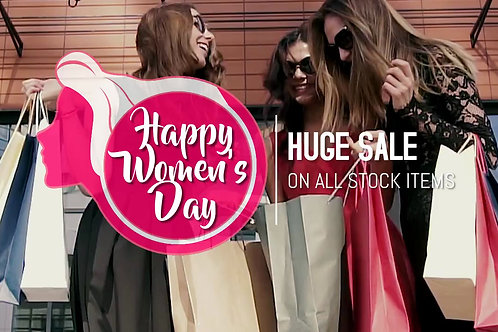 Women Day Facebook Cover
