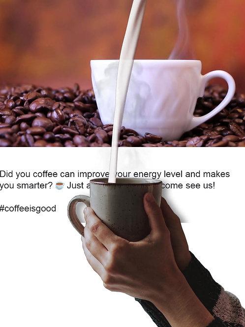 Coffee Facebook Ad