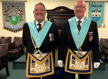 Tom Quinn at Three Counties Lodge