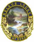 Neleus Lodge logo