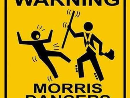 Neleus brethren spectate Morris Dancing