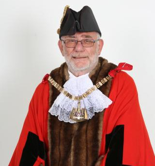 W. Bro. Peter Reader becomes Mayor of Bexley