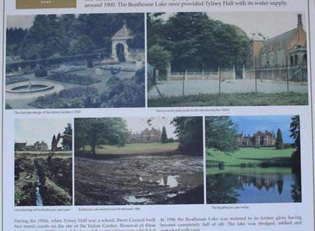 Visit to Tylney Hall Gardens