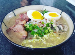 First try - AIP ramen