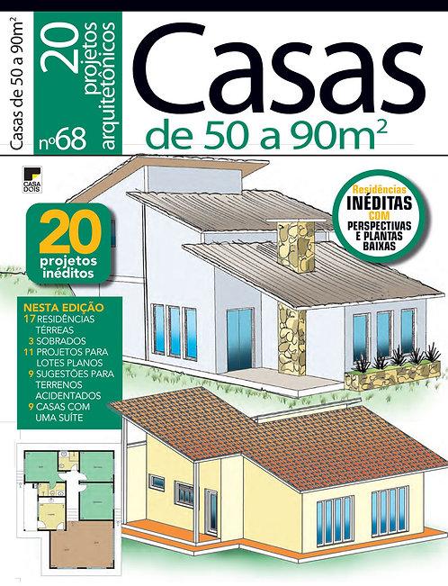 Casas de 50 a 90 m² 68