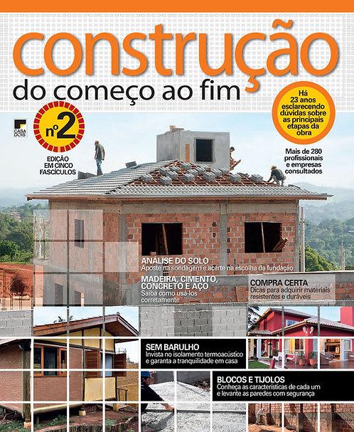 Construção do Começo ao Fim 02 - 2021