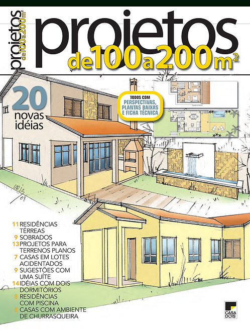 Projetos de 100 a 200 m² 36