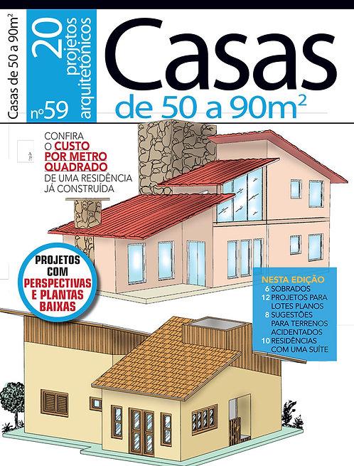 Casas de 50 a 90 m² 59