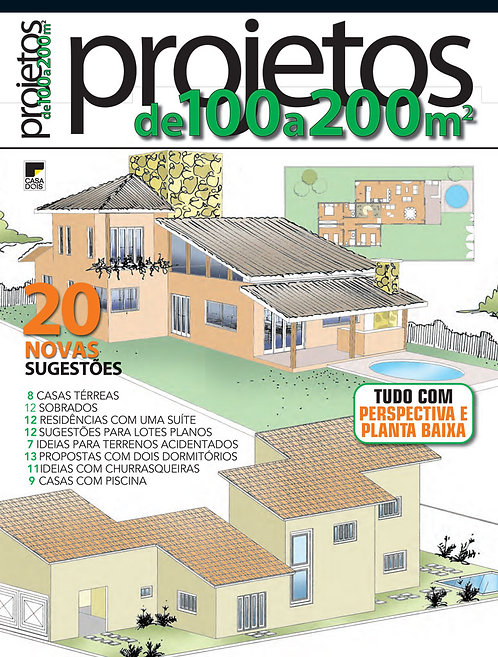 Projetos de 100 a 200 m² 44