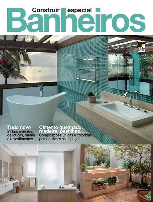 Construir Ambientes - 15 - Banheiros