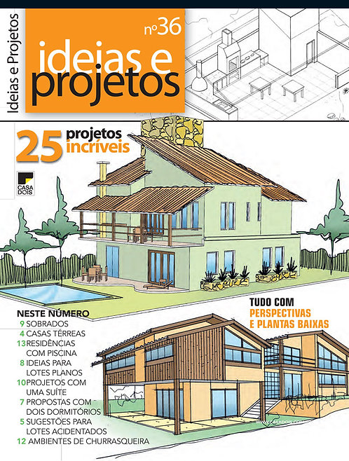 Ideias e Projetos 36
