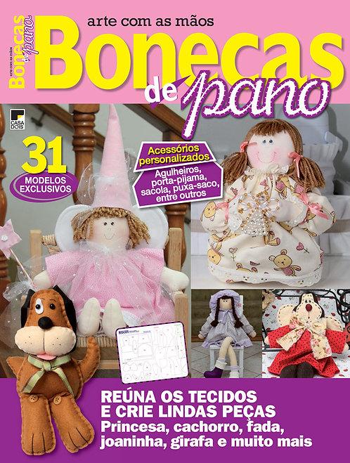 Bonecas de Pano 33