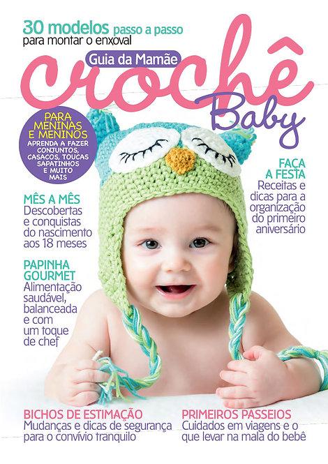revistas de artesanato, revista artesanato crochê, revista digital, revista de bebês
