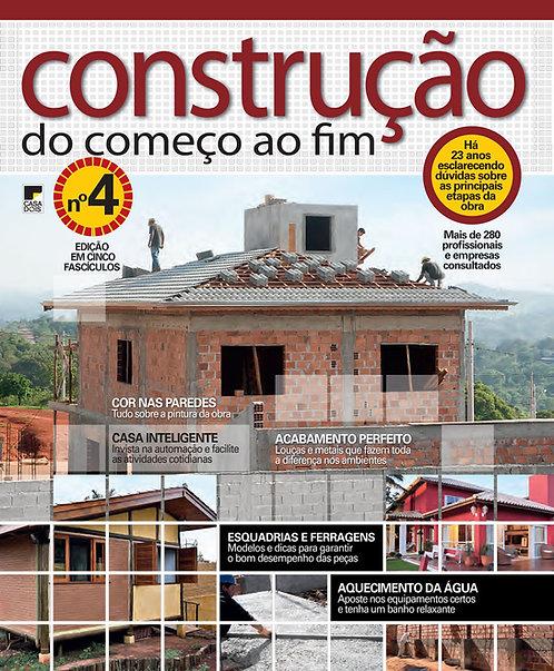 Construção do Começo ao Fim 04 - 2021