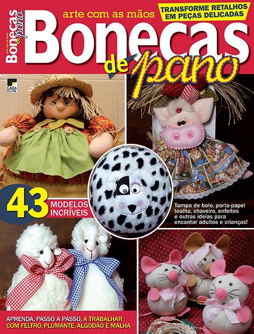 Bonecas de Pano 30