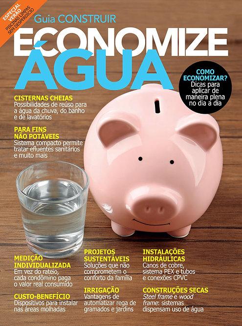 revistas de construção, revista digital, sustentabilidade, economia de água, construir com ecologia, meio ambiente