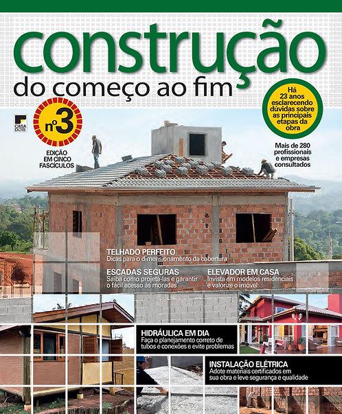 Construção do Começo ao Fim 03 - 2021