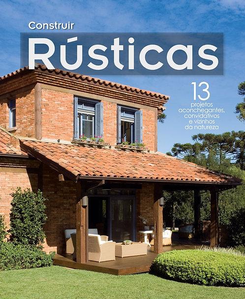 decoração rústica, casas rústicas, arquitetura, revista digital