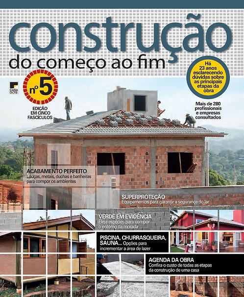 Construção do Começo ao Fim 05 - 2021