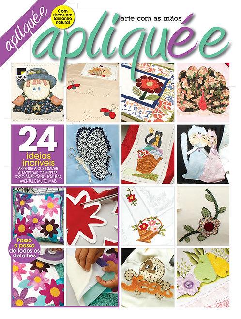 revistas de artesanato, revista artesanato apliquee, revista digital