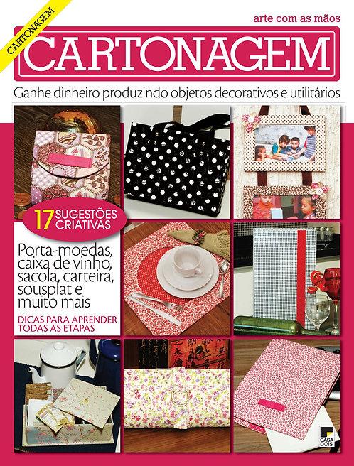 revistas de artesanato, revista artesanato cartonagem, revista digital