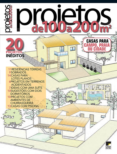 Projetos de 100 a 200 m² 40