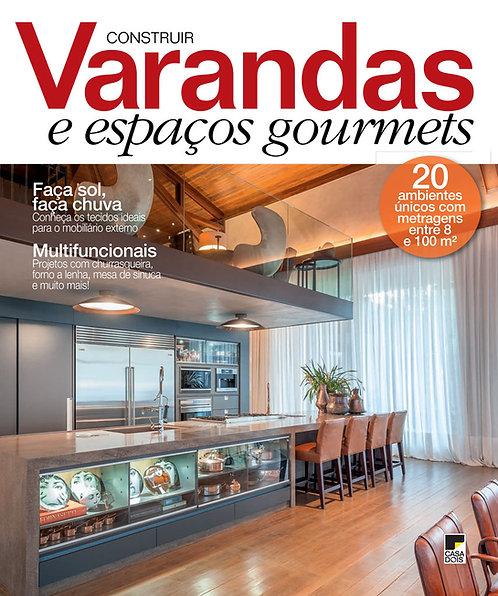 revistas de arquitetura, revistas de decoração, revista digital, varanda gourmet