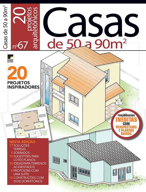 Casas de 50 a 90 m² 67