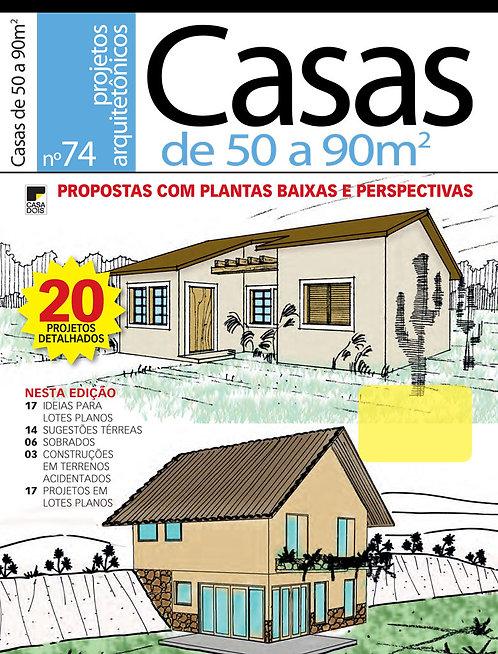 Casas de 50 a 90 m² 74