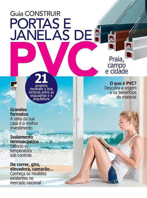 revista digital, revista projeto, projeto de casa, construção, janela de pvc, esquadrias de pvc