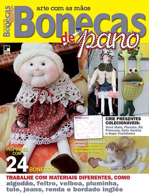 Bonecas de Pano 27