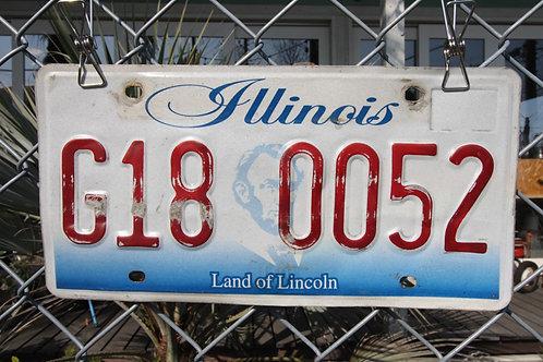 License Plate -ライセンスプレート(ナンバープレート)-