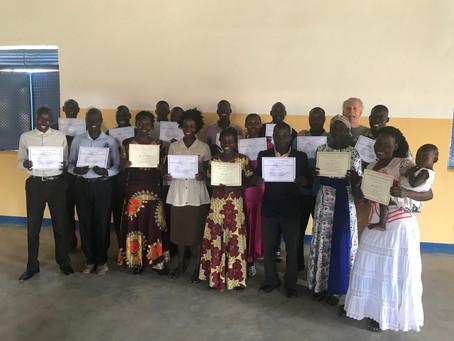 Recent teaching trip to Uganda